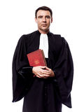 Prawnika mężczyzna portret Obraz Royalty Free