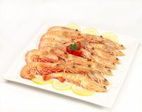 Prawns anyone? Stock Photography
