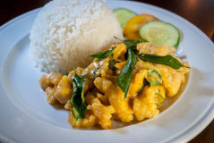Prawns in Milk Curry. This Special Prawns in Coconut Milk Curry is one of my favorite recipes, an enchanting dish from Sri Lanka that I love to cook and relish Stock Photos
