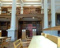 prawo do biblioteczna Zdjęcia Royalty Free