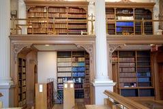prawo do biblioteczna Fotografia Stock