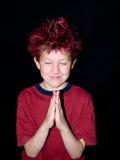 Pray Imagem de Stock