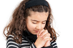 Pray Royalty Free Stock Photos