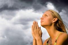 Pray Stock Photography