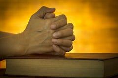 pray Lizenzfreie Stockbilder
