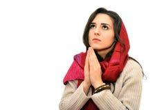 pray Obraz Royalty Free