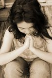 Pray Stock Images