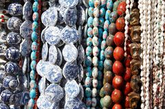 Pray beads Royalty Free Stock Image