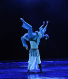 Pray-The dance drama The legend of the Condor Heroes Stock Photo
