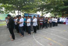 Pray for MH17 Royalty Free Stock Photos