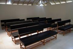 Pray room.  stock photo