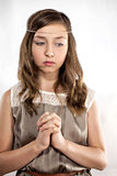 Prayer Stock Image