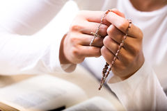 Prayer Stock Photography