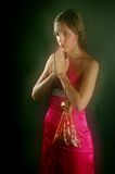 Prayer royalty free stock photos