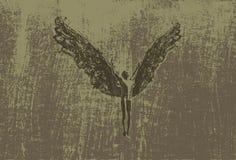 Prayer angel.  Stock Image