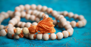 Prayer beads Royalty Free Stock Image