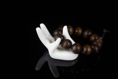 Prayer beads Stock Photos
