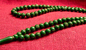 Prayer beads religion Royalty Free Stock Images