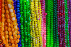 Prayer Beads 3. Some Prayer Beads in shops Royalty Free Stock Photography