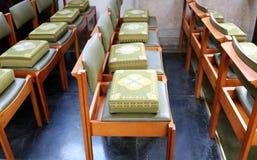 Prayer cushions Royalty Free Stock Images