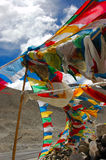 Prayer Flags. At Everest Base Camp 1 Stock Photography