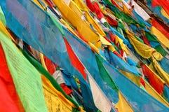 Prayer Flags Royalty Free Stock Photo