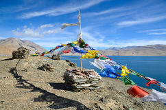 Prayer Flags Royalty Free Stock Image