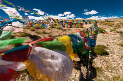 Prayer flags Stock Images