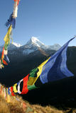 Prayer flags Stock Image