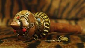 Prayer grinder Royalty Free Stock Image