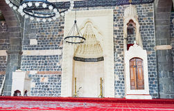 The prayer hall Royalty Free Stock Images
