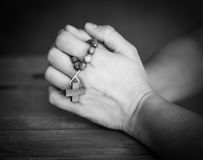 Prayer Royalty Free Stock Image