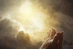 Prayer Stock Image