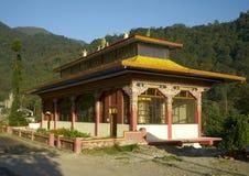 Prayer house Yuksum Stock Photography