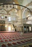 Prayer in a mosque Royalty Free Stock Photos