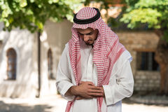 Prayer At Mosque Royalty Free Stock Photography