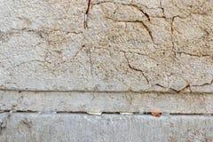 Prayer notes, Jerusalem. Stock Image