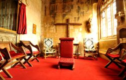 Prayer room Royalty Free Stock Image
