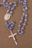 Prayer Rosary Stock Image
