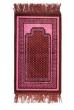 Prayer rug for muslims Royalty Free Stock Image