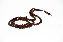 Prayer rugs and rosary pictures for religious websites and advertising agencies Stock Image