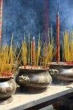 Prayer sticks Stock Image
