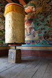 Prayer Wheel Royalty Free Stock Photo