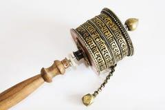 Prayer wheel Stock Image