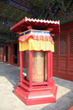 Prayer wheel Royalty Free Stock Photos