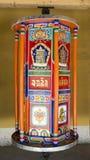 Prayer Wheel. In temple, Langmusi, Gannan Royalty Free Stock Image