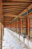 Prayer wheels Stock Photography