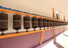 Prayer wheels. Stock Image