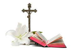 Prayerbook Royalty Free Stock Photography