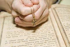 Prayerful Royalty Free Stock Photos